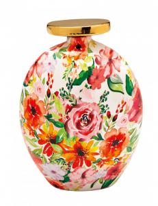 Diffusore di profumo barattolo bouquet di fiori