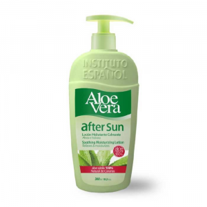 Instituto Español After Sun Soothing Moisturizing Lotion 300ml
