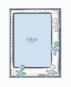 LeBebé Cornice Linea Amore -Celeste,13x18