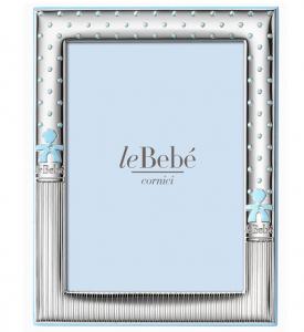 LeBebé Cornice Linea Bubble - Celeste 13x18