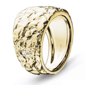 Bliss Anello Oro Paper - Oro giallo
