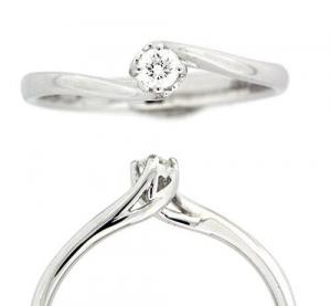 ReCarlo Anello Anniversary - Valentin, Diamante ct. 0,30