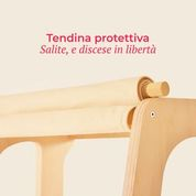 KidSafe - Per Learning Tower MOKA e EVO di Bianconiglio Kids