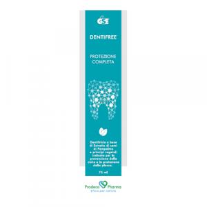 GSE Dentifree Protezione Completa Dentifricio 75 ml