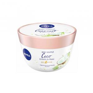 Nivea Body Soufflé Cocco E Olio Di Monoi 200ml