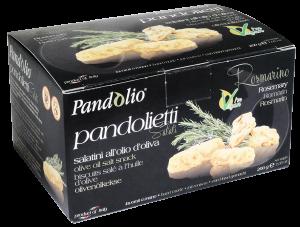 SALATINI ALL'OLIO D'OLIVA  PANDOLIO
