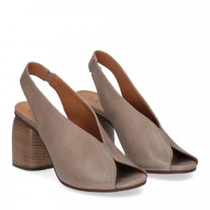 Il Laccio sandalo 4800 pelle taupe