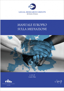 Manuale europeo sulla mediazione