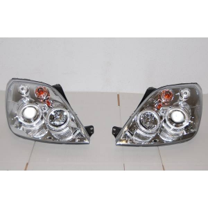Fari Angel Eyes Ford Fiesta 2002-2008