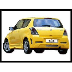 Paraurti Posteriore Suzuki Swift 05