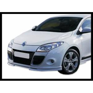 Spoiler Anteriore Renault Megane 09