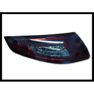 Fanali Posteriori Porsche 997 '05'09, Led Red Smoked