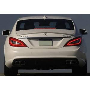 Alettone Mercedes W218 AMG 11