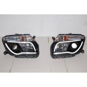 Fari Day Light Dacia Duster 10 Black