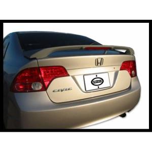 Alettone Honda Civic 06 4P