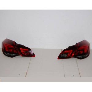 Fanali Posteriori Cardna Opel Astra J Led Red