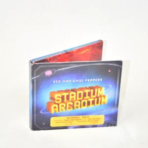 Cd Red Hot Chilli Peppers Stadium Arcadium 2cd 28 Canzoni