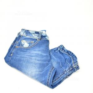 Bermuda Bambino Desigual Jeans Anni 7-8