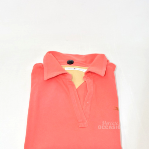 Maglia Donna Tommy Hilfiger Color Salmone Tg.M