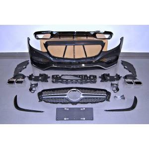 Kit COMPLETI Mercedes W213 4 porte 2016+ look AMG E63
