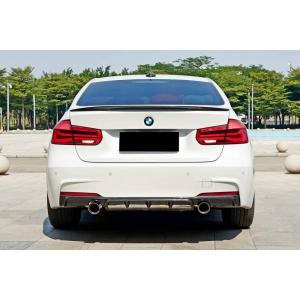 Diffusore Posteriore Carbonio BMW F30 / F31 335I Mtech