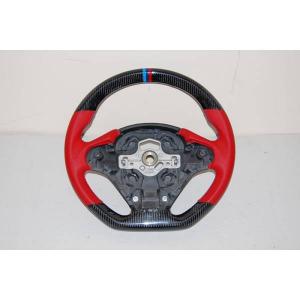 Volante carbonio BMW F30 / F31 / F32 / F33 / F36 Red