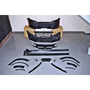 Kit COMPLETI Honda Civic MK10 Sedan 2016+ look Type R ABS