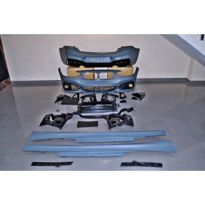 Kit COMPLETI BMW F21 LCI 15-19 look M-Tech 2 Uscite