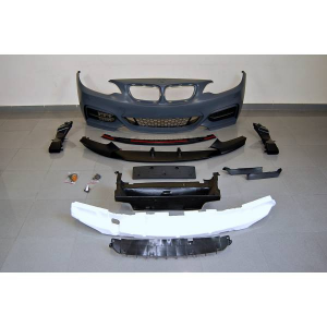 Paraurti Anteriore BMW F22 / F23 Look M Performance ABS