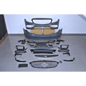 Kit COMPLETI Mercedes W205 2014-2018 Coupe Look AMG