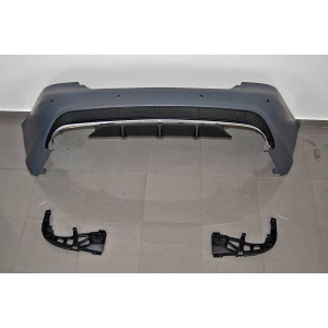 Paraurti Posteriori Mercedes W207 COUPE 14-16 Look AMG