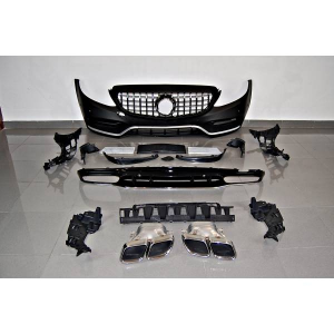 Kit COMPLETI Mercedes W205 2019 4P / SW AMG Look C63