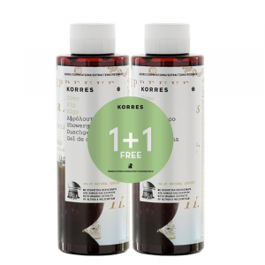 Korres Shower Gel Fig 2x250ml