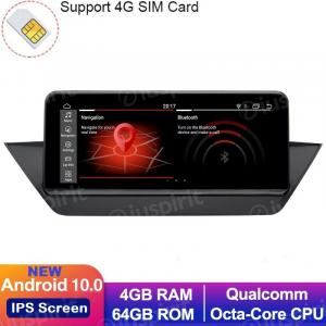 ANDROID 10 navigatore per BMW X1 E84 2009-2015 Sistema originale CIC, 10.25 pollici WI-FI GPS 4G LTE Bluetooth MirrorLink 4GB RAM 64GB ROM