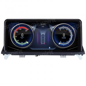 ANDROID 10 navigatore per BMW X5 E70, BMW X6 E71 2011-2013 Sistema originale CIC 10.25 pollici CarPlay Android Auto WI-FI GPS 4G LTE Bluetooth 4GB RAM 64GB ROM