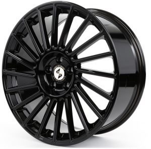 Cerchi in lega  ETABETA  Venti-R  20''  Width 9   5x120  ET 35  CB 65,1    Shiny Black