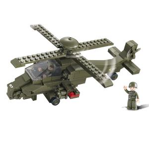 SLUBAN ATTACK HELICOPTER M38-B0298