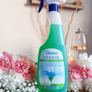 GEA BAGNO - DETERGENTE DISINCROSTANTE ECO PER BAGNO