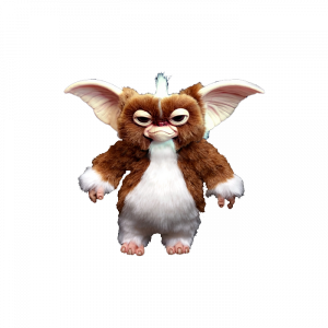 Gremlins Mogwai Stripe Hand Puppet by Trick or Treat Studios