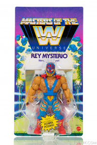 Masters of the WWE Universe: REY MYSTERIO by Mattel