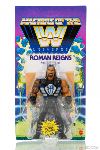 Masters of the WWE Universe: ROMAN REIGNS by Mattel