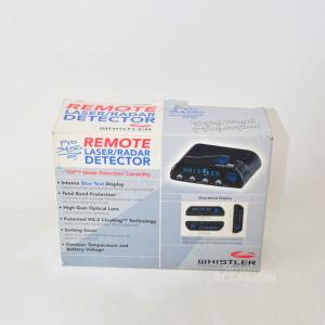 Remote Laser/radar Detector Pro 3450