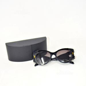 Occhiali Da Sole PRADA Originali Modello SPR 10 U In Velluto