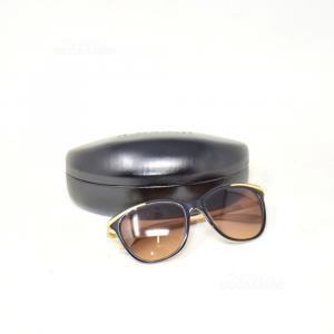 Occhiali Da Sole Ralph Lauren Originali Modello RA5203 Beige Nero