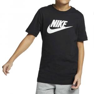 Nike T Shirt Basic Logo da Bambino