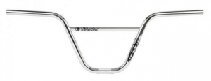 The Shadow Conspiracy Vultus Straight Gauge Manubrio | Colore Chrome