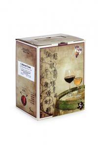 Cabernet franc - bag in box da 5 litri