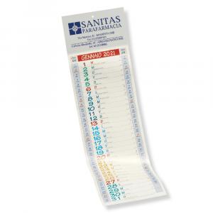 Calendario Super Economy