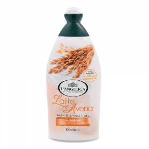 L'ANGELICA Latte d'Avena Bagnoschiuma 500ml