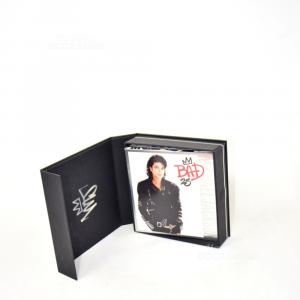 Cofanetto Bad 25th Anniversary Edition Michael Jackson 4cd